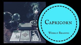 """♑ Weekly Capricorn Reading: """"Nothing Can Stop You Now!"""" 🐐"""