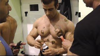 WBPF Bodybuilding Championship 2015 Day 2 Backstage Highlights Video