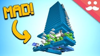 Making The CRAZIEST TNT Player Launchers In Minecraft!