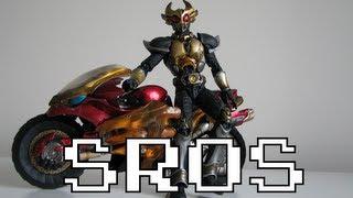 SRoS - Bandai SIC Super Imaginative Chogokin Kamen Rider Agito And Machine Tornador Vol. 40