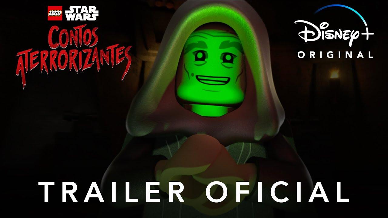 LEGO Star Wars: Contos Aterrorizantes | Trailer Dublado Oficial | Disney+