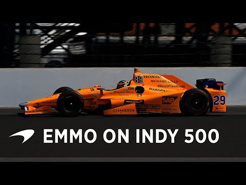Emmo Fittipaldi | Double Indy Winner Talks Indy
