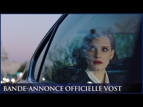 Miss Sloane EuropaCorp / France 2 Cinema