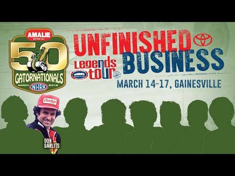 NHRA Unfinished Business - Don Garlits