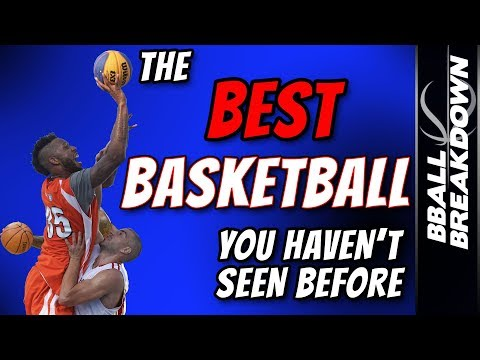 The BEST BASKETBALL You Haven't Seen Before