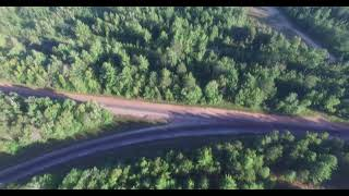 DJI Phantom 3 Over the Esky Trails