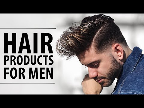 Best Men's Hair Products 2018 | My Favorite Hair Products | Alex Costa