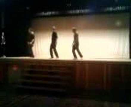 Oefenen dans