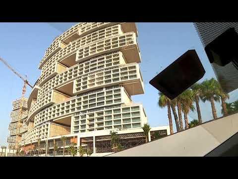 Travel Vlog: Palm Jumeirah, Dubai