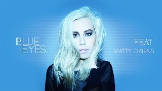 Miranda Glory   Blue Eyes (feat. Matty Owens) [Lyric Video]