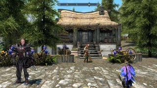 Build Your Noble House mod for Skyrim Part 1