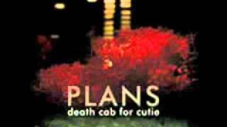 Death Cab For Cutie - Soul Meets Body (lyrics)