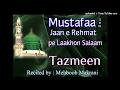 Salaam - Tazmeen - Mustafa Jaan e Rehmat