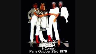 ABBA LIVE Paris 1979 22 The Way Old Friends Do