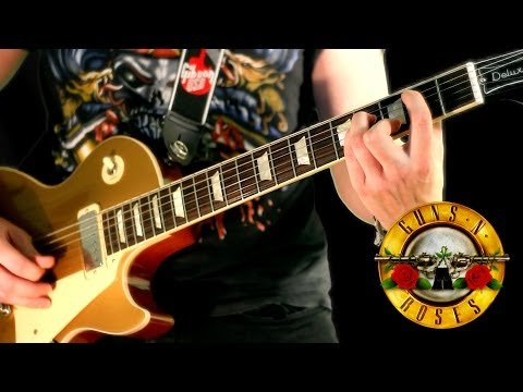 So Fine by Guns 'N' Roses | Instrumental Cover by Karl Golden