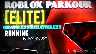 roblox parkour 12x run - TH-Clip