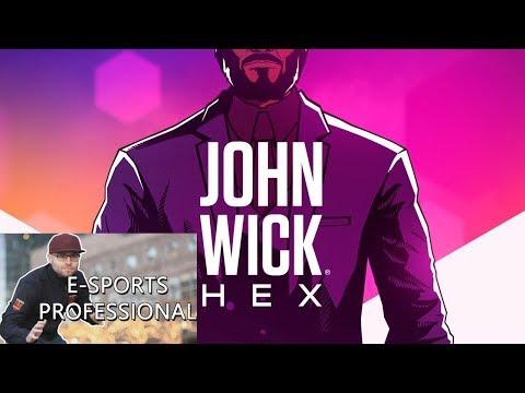 Northernlion Tries - John Wick Hex (Twitch VOD)