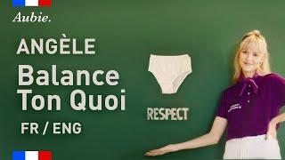 Angèle - Balance Ton Quoi [French & English Translation]