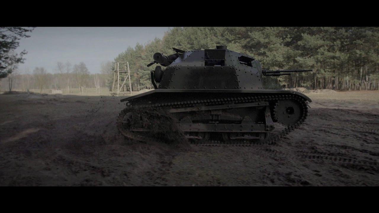 Czołżek/The Tankette