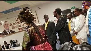 APR/France : SOKHNA AWA DIOP MBAKE ET THIABA SALL DECLARENT ENTERRER LA HACHE DE GUERRE