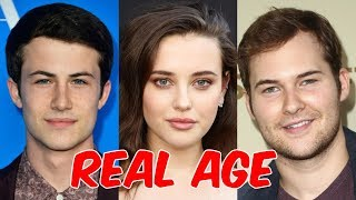 13 Reasons Why Cast Real Age 2018 ❤ Curious TV ❤