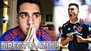 En Vivo U De Chile Vs Union La Calera 2019 Reaccion!