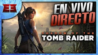 Directo SHADOW OF THE TOMB RAIDER - Parte 3 HD Ps4