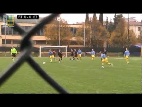 Preview video Firenze - Castelfranco CF = 1 - 4