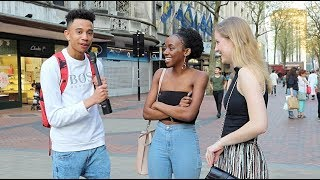 HOW TO APPROACH GIRLS IN BIRMINGHAM! (with CanKing) EP. 1