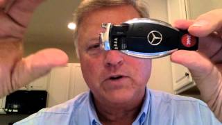 Changing the Batteries on your Mercedes Smart Key