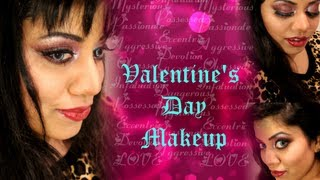 Sweet 'N Sexy Valentine's Makeup Collab