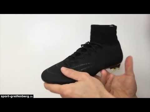 Nike Mercurial Superfly FG (Blackout) Fussballschuhe