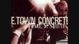 E-Town Concrete - No Thanx