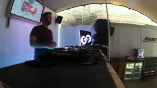 Danny Howard - Live @ GlobalGathering Courtyard Sessions 2014