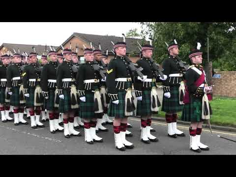 The Linlithgow Marches 2019 - The Royal Regiment of Scotland - Part 12 [4K/UHD]