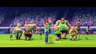 The unbeatables animations video (ole-ole)