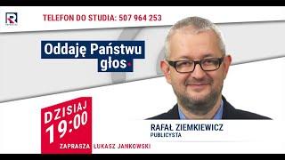 Angela Merkel wysłała Tuska na front wschodni – Rafał Ziemkiewicz | Oddaję Państwu Głos 1/2