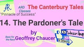 The Pardoner's Tale (The Canterbury Tales) by Geoffrey Chaucer