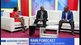 Weekend Express - 3rd March 2018 - Discussion on Rain Forecast
