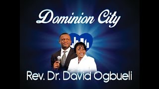 Rev. Dr. David Ogbueli: Covenant Relationship 1