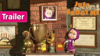 Masha and The Bear - Just shoot me 📸 (Trailer)
