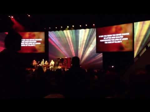 God You Reign - Youtube Live Worship