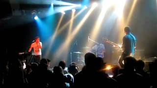 Bear In Heaven - Dust Cloud (Live at The Independent, San Francisco, 2010-11-05)