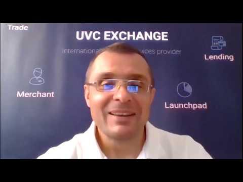 Intercambio de monedas en UVCExchange   Presentación Detallada