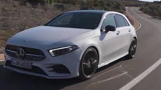Мерседес А класс 2018 - цена ₽ - обзор Александра Михельсона / Mercedes A Class 2019