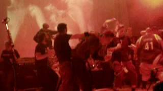 bowling for soup-a really cool dance song(ending song) live @dmh (24oct 2009)