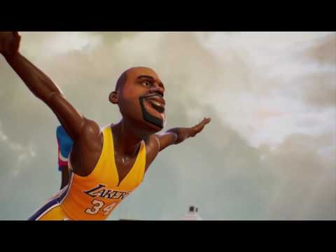 NBA Playgrounds Launch Trailer thumbnail