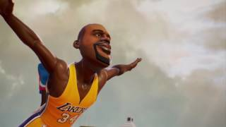 NBA Playgrounds זמין החל מהיום