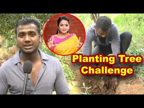 rahul-sipligunj-accept-the-challege-of-planting-tree-by-suma-akka