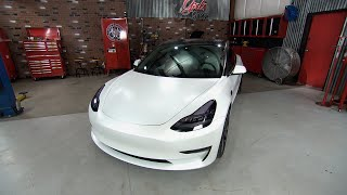 Tesla Alterations   All Girls Garage Season 10 Premiere   MotorTrend